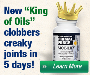 Primal Force Mobilify King of oils